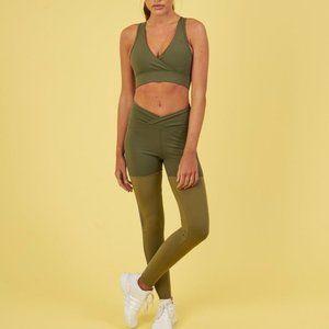 Gymshark X Nikki Blackketter Season 2 Olive - S